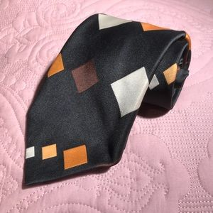 Givenchy vintage polyester tie